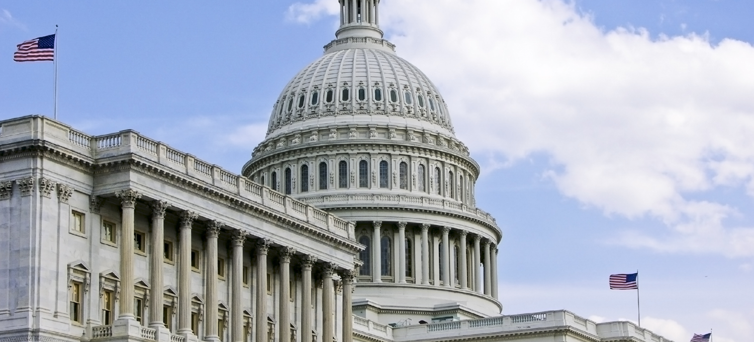 The Federal Budget – U.S. Capitol Building